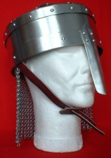 casques,heaume,viking,maquettes,armes,moyenage,cotte de maillesnormand